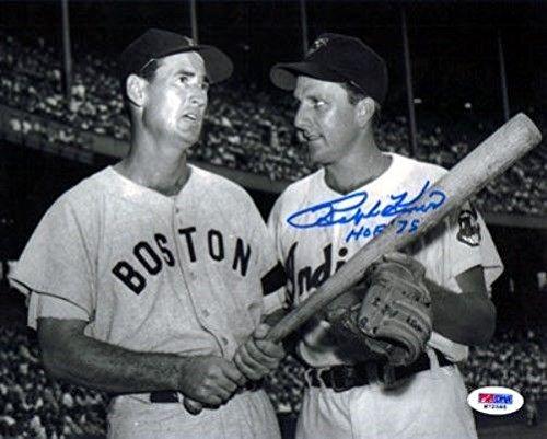 Autographed Ralph Kiner Photograph - Authentic 8x10 - PSA/DNA Certified - Autographed MLB Photos