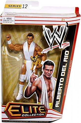 WWE Elite Collector Alberto Del Rio Figure Series 12 (Wwe Collector Elite)