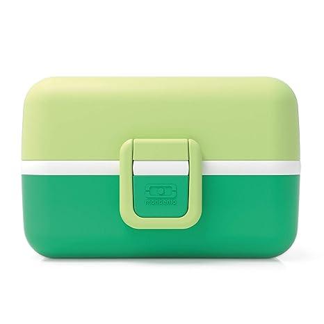 Amazon.com: Monbento MB Tresor Apple - Caja bento para niños ...