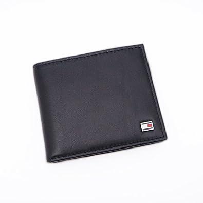 the latest 118ed a56eb (トミーヒルフィガー) TOMMY HILFIGER 二つ折財布 Oxford Folded Wallet 96-4511 ブラック