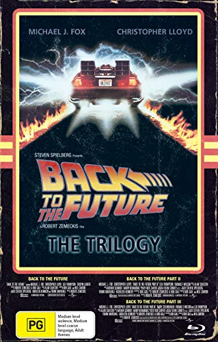 Back to the Future Trilogy (Back to the Future/Back to the Future: Part II/Back to the Future: Part III) (VHS Edition)