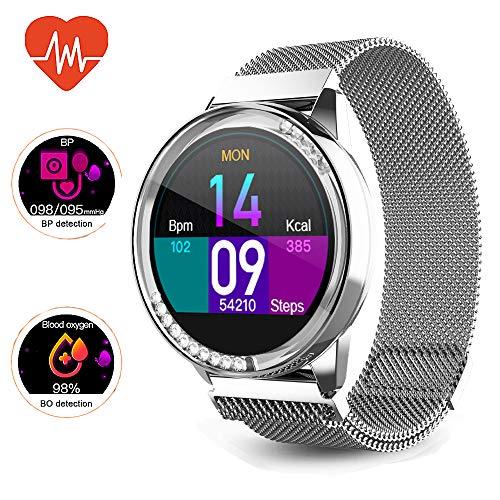 Smart WatchWomens Android Diamond