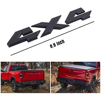 02 03 04 05 06 07 08 Dodge Ram 1500—Door Letter Nameplate Emblem