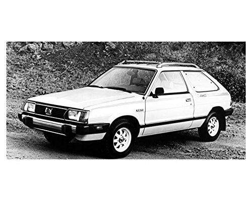 1981 Subaru GL Hatchback Automobile Photo - Hatchback Subaru Gl