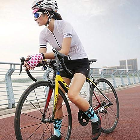 Feketeuki Calcetines de Ciclismo Deportes Bicicleta Correr Clases ...