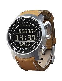 Wristwatch (Watch) Suunto Elementum Terra Brown Leather