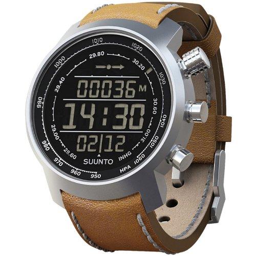 Reloj de pulsera (reloj) Suunto Elementum Terra Brown Leather: Amazon.es: Relojes