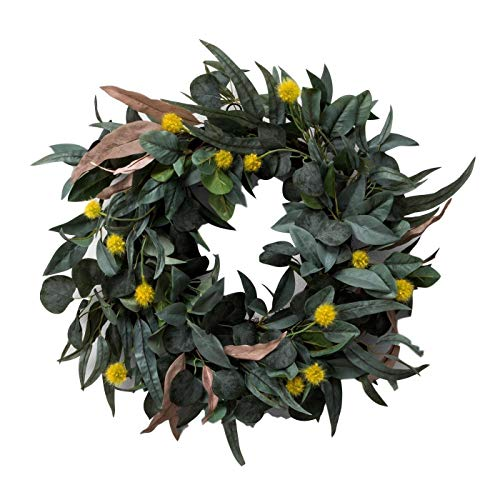 Hearth & Hand Magnolia Olive Leaf Artificial Wreath 24
