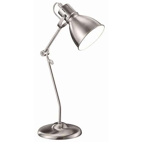 Trio Leuchten Art Deco Goblet - Lámpara de pie alargada ...