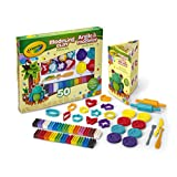 Crayola Modeling Clay 50 Piece Deluxe Tool Kit