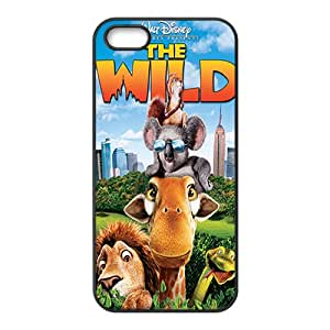YESGG The wild Case Cover For iPhone 5S Case