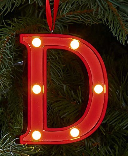 Lighted Marquee Monogram