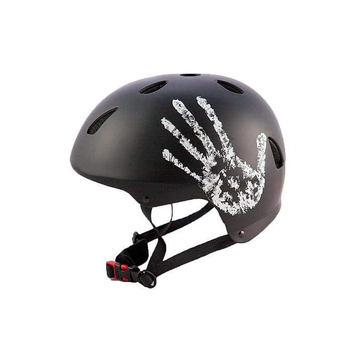 """Sport Direct™ """"The Hand BMX Patín Bicicleta Casco 57-59cm"""