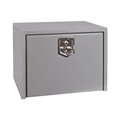 Buyers Products 1702900 Toolbox (18X18X24, SST T-HDL, Primed Powder): Automotive
