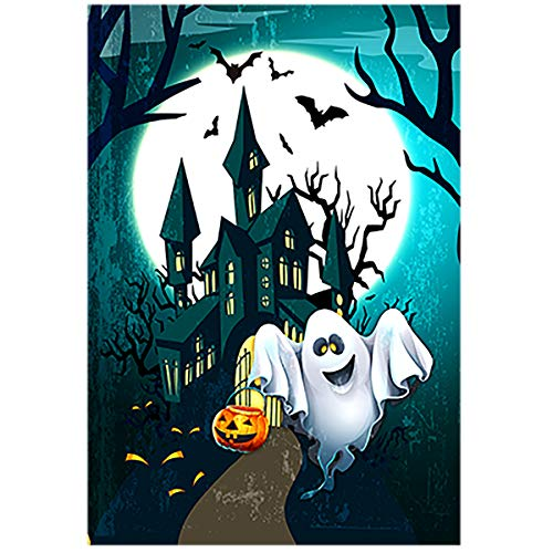 Morigins Halloween Castle Spooky Manor with Jack o Lantern P