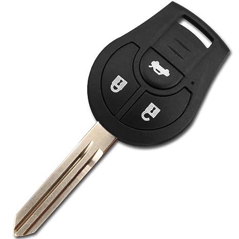 Car Remote Key >> Amazon Com Cwtwb1u761 3 Buttons 433mhz Id46 Car Remote