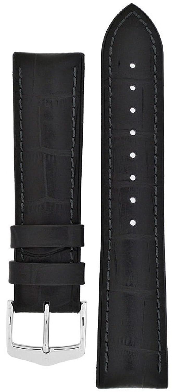 ヒルシュ 腕時計ベルト カーフスキン 多数 18 20 22 24 mm 5colors h020 PAUL-WH18 [並行輸入品] ホワイト18mm B01DU0FVYQ