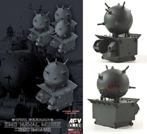 AFV Club AF35261/ /Model Kit Germany EMC Type II Mines