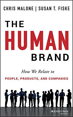 The Human Brand: How We Relate to People, Products, and Companies [Chris Malone - Susan T. Fiske] (Tapa Dura)