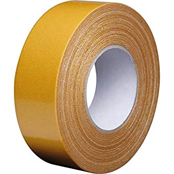 ETI Cloth Tape Double Sided Adhesive (1 Inch) 25mmX 20Meter