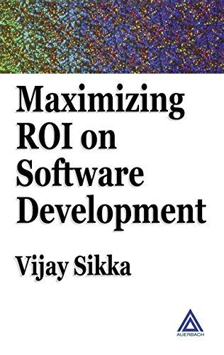 Maximizing ROI on Software Development Pdf