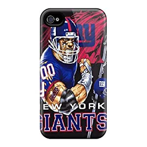 MansourMurray Iphone 6plus Bumper Hard Phone Case Customized Stylish New York Giants Image [jnu20231PvMd]