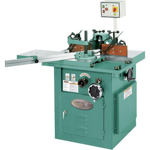 Grizzly G8622 Sliding Table (Wood Shaper)