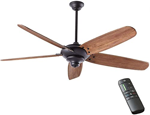 Home Decorators Collection Altura DC 68 in. Indoor Matte Black Ceiling Fan