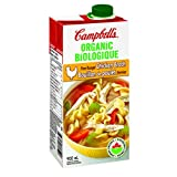 Campbell's Organic Free Range Chicken Broth, 900 ml