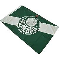Bandeira Palmeira Símbolo Verde E Branca Oficial