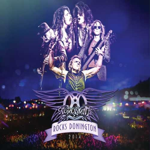 Vinilo : Aerosmith - Rocks Donington 2014 [3LP/ DVD] [Limited Edition] (Limited Edition, With DVD, Gatefold LP Jacket, 4 Disc)
