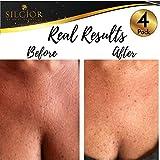 SILCÍOR 4 PACK Anti Wrinkle Chest