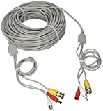 Night Owl Security CAB-24AWGG-100VP-A Standard Power/Audio/Video Extension Cable