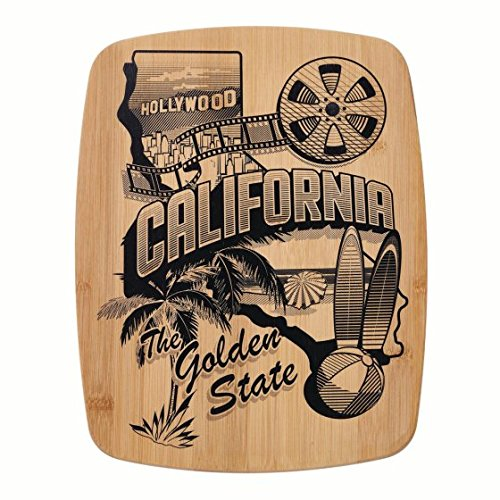 y 14 Inch California Bamboo Cutting Board ()