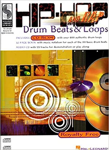 Hip-Hop and Rap Drum Beats & Loops (Sound Library): Scott