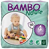 Bambo Nature Diapers-Size 4-120 Count