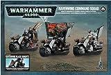 Games Workshop - Warhammer 40k - Dark Angels - Escouade de Commandement de la Ravenwing