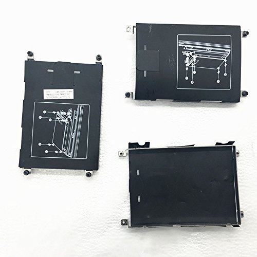 New  For HP ProBook 640 645 650 655 G1 Hard Drive HDD Caddy Bracket w//screws