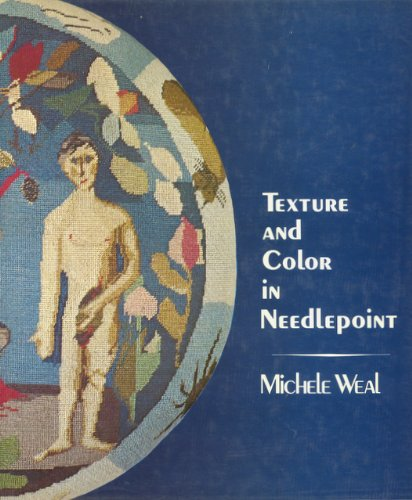 Row Needlepoint (Texture and Color in Needlepoint)