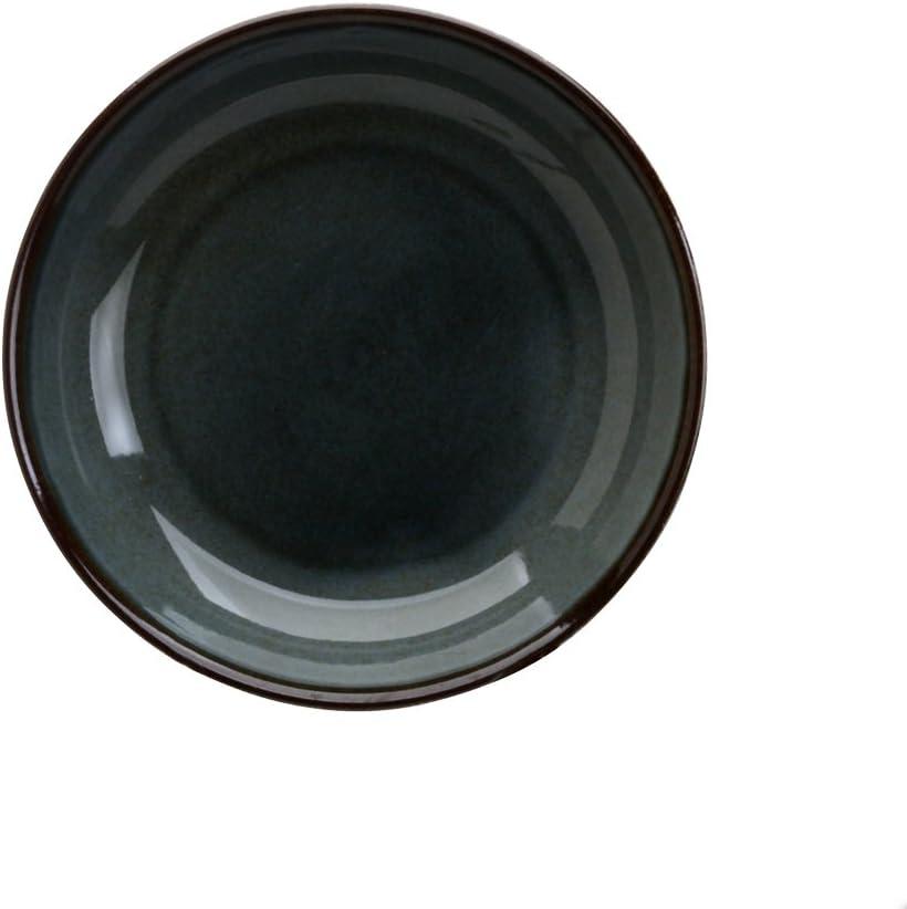 Avet Spain Suppenteller-Set Steingut 20.5x20.5x4 cm grau
