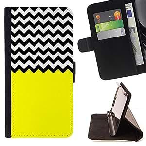 Jordan Colourful Shop - FOR Samsung Galaxy S4 Mini i9190 - The yellow style - Leather Case Absorci¨®n cubierta de la caja de alto impacto