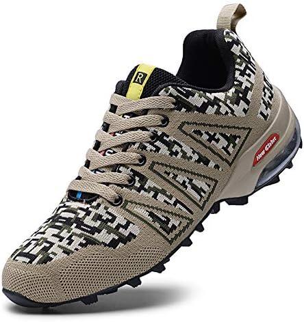 Shoe House Chaussures De Foot Tissées pour Hommes,Green,EU47/US12.5(M)/UK11