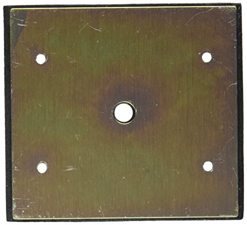 Nitto Kohki TA9A367-0 Rubber Pad Assembly for FS-100C 4-1/2'' x 5-1/2'' Free Sander by Nitto Kohki