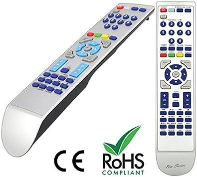 RM Series Reemplazo Mando a Distancia para Belson BSV-2689: Amazon.es: Electrónica