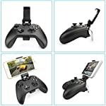 Mobile-Gaming-Clip-For-Xbox-One-Controller-Phone-Mount-Support-Clip-Adjustable-Mobile-Phone-Gaming-Holder-Mount-Clip-for-Xbox-One-Controllers-Steel-Series-Nimbus-XL-Wireless-Gaming-Controller