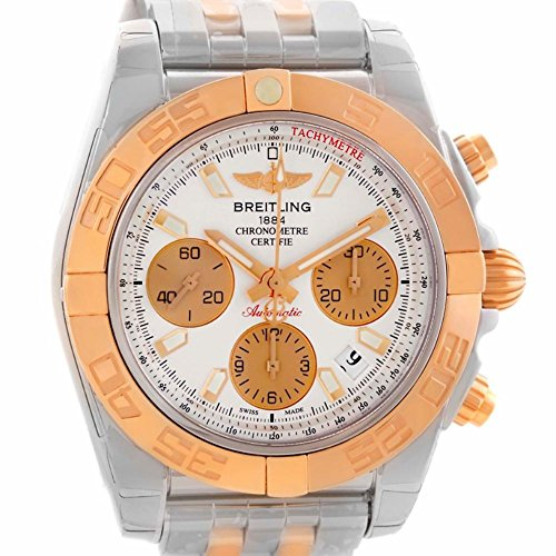 Breitling Chronomat automatic-self-wind mens Watch CB014012-G713-378C (Certified Pre-owned)
