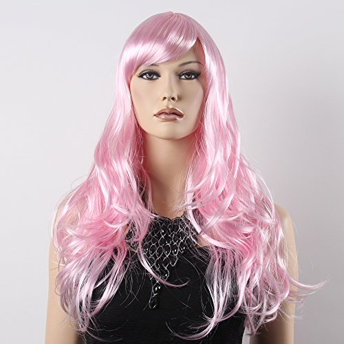 Stfantasy Wigs for Women Long Wavy Heat Friendly Synthetic Hair 26