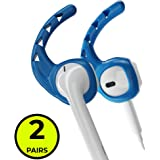 Earhoox 2.0 - for Apple EarPods & AirPods - Blue