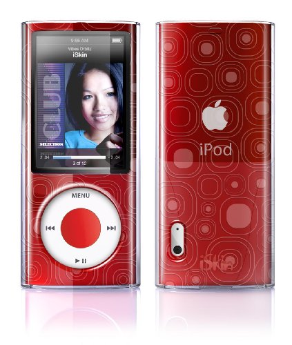 Vibes Jelly Case for iPod Nano 5 G ()