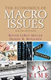 The Economics of Macro Issues, Miller, Roger Le and Benjamin, Daniel K., 0132991284